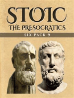 Stoic Six Pack 9 - The Presocratics (Illustrated)