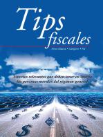 Tips fiscales: Aspectos relevantes que deben tener en cuenta las personas morales del régimen general