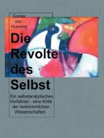 Die Revolte des Selbst