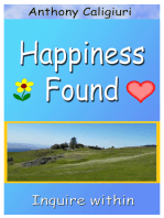 Happiness Found | Inquire Within