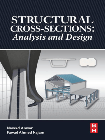 Structural Cross Sections: Analysis and Design