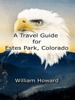 A Travel Guide for Estes Park, Colorado