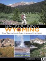 Backpacking Wyoming