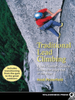 Traditional Lead Climbing