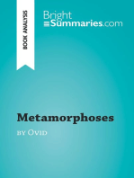 Metamorphoses by Ovid (Book Analysis)