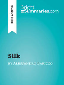 Silk by Alessandro Baricco (Book Analysis): Detailed Summary, Analysis and Reading Guide
