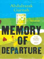 Memory of Departure