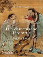 Die chinesische Literatur