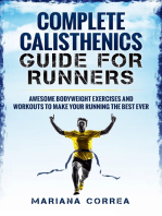 Complete Calisthenics for Runners