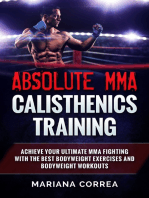Absolute Mma Calisthenics Training