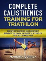 Complete Calisthenics Training for Triathlon