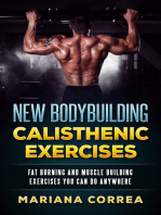 New Bodybuilding Calisthenic Exercises