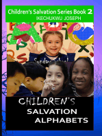 Children's Salvation Alphabets