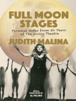 Full Moon Stages: Personal notes from 50 years of The Living Theatre