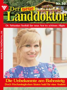 Der neue Landdoktor 30 – Arztroman: Die Unbekannte am Bahnsteig