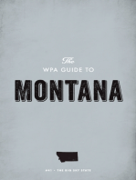 The WPA Guide to Montana