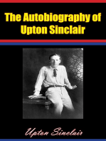 The Autobiography of Upton Sinclair