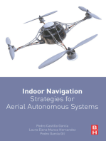 Indoor Navigation Strategies for Aerial Autonomous Systems
