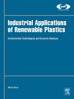 Industrial Applications of Renewable Plastics: Environmental, Technological, and Economic Advances