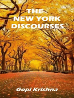 The New York Discourses