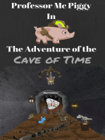 Professor Mc Piggy in The Adventure of the Cave of Time