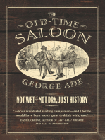 The Old-Time Saloon