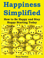 Happiness Simplified