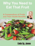 Why You Need to Eat That Fruit