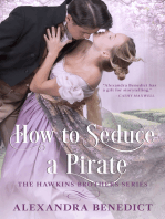 How to Seduce a Pirate (The Hawkins Brothers Series)