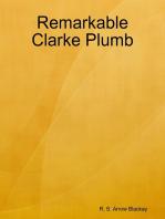 Remarkable Clarke Plumb