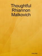 Thoughtful Rhiannon Malkovich