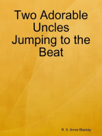 Two Adorable Uncles Jumping to the Beat