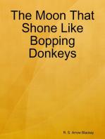 The Moon That Shone Like Bopping Donkeys