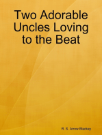 Two Adorable Uncles Loving to the Beat