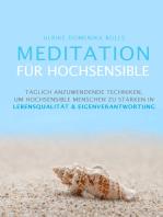 Meditation für Hochsensible
