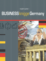 Business knigge Germany