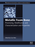 Metallic Foam Bone