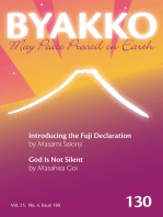Byakko Magazine Issue 130
