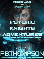 Psychic Knights Adventures (Feeling Alive and Sweet Lady)
