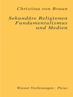 Sekundäre Religionen