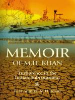 Memoir of M.H. Khan