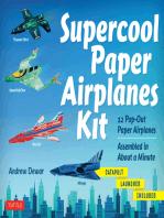 Supercool Paper Airplanes Ebook
