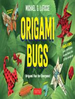 Origami Bugs Ebook
