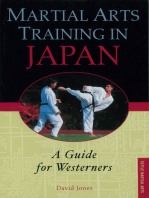 Martial Arts Training in Japan