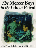 The Mercer Boys in the Ghost Patrol