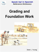 Speak Up! in Spanish Reference Dictionary: Grading and Foundation Work
