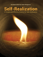 Simple & Effective Science For Self Realization (In English)
