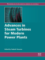 Advances in Steam Turbines for Modern Power Plants