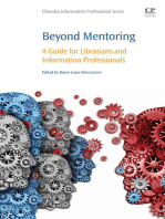 Beyond Mentoring
