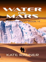 Water on Mars Colonization Book 4